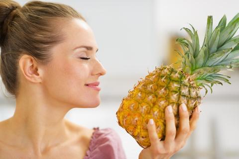 ananas na chudnutie