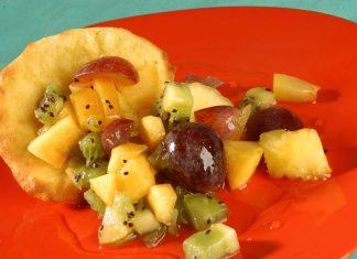 Ovocný koktejl s vôňou Karibiku