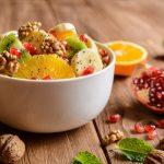 Vitamínový šalát plný ovocia