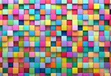 prezradia farby