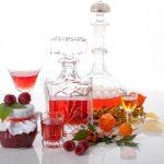 Jarabinkový likér na žalúdok