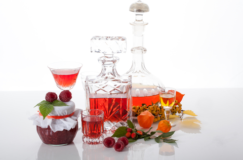 Jarabinkový likér