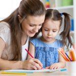 Jedenástoro pre rodičov, ako učiť deti písať