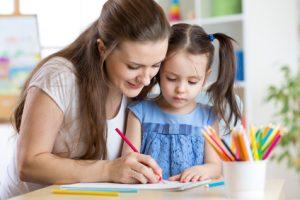 ako učiť deti písať