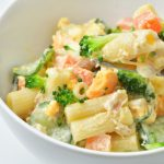 Mrkvovo-brokolicový šalát