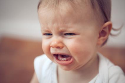 Hnev dieťaťa