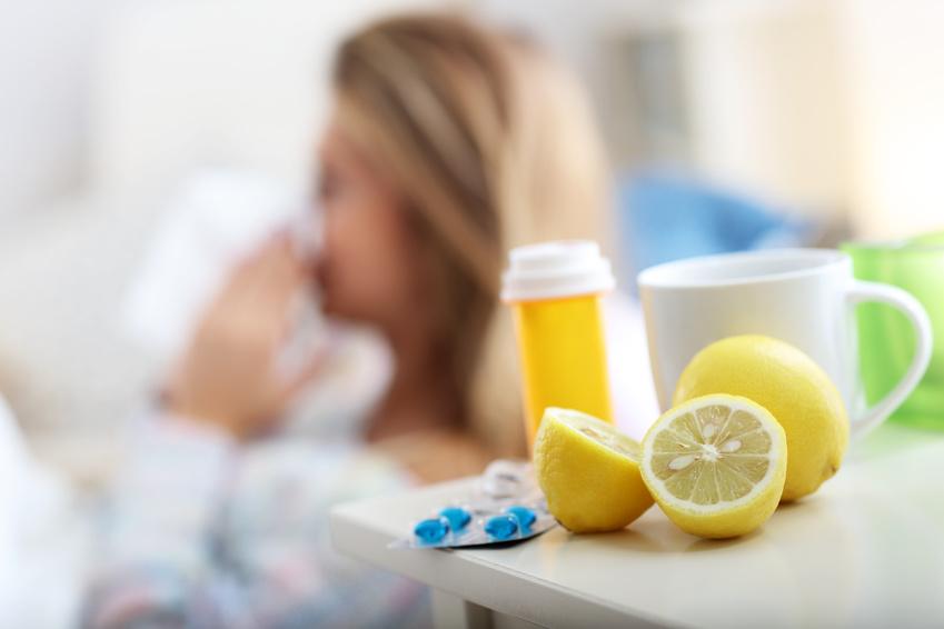 Nachladnutie alebo chrípka
