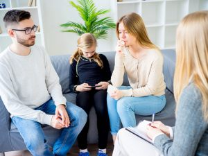 Rodinná terapia