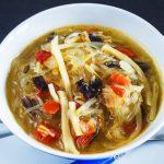 Thajská ostro – kyslá polievka