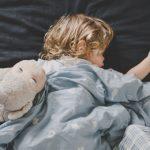 Chrápanie štvorročného syna