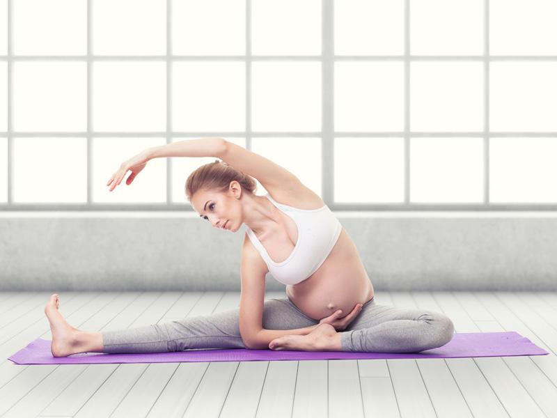 Cvičenie a tehotenstvo