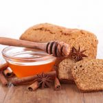 Medový chlebíček