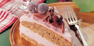 Celozrnná torta