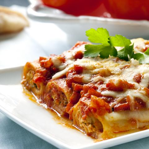 Toskánske cannelloni