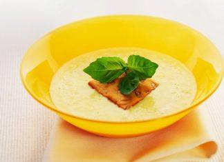 polievka pre dojčatá
