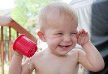 naučiť dieťa piť