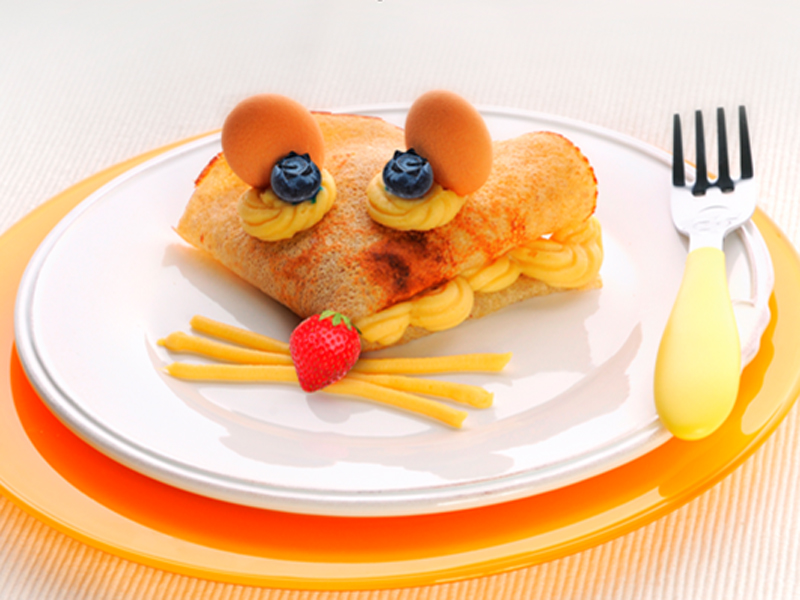Ovocná myška