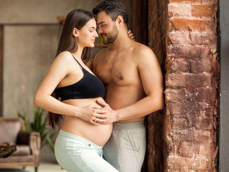 Ľúbostné hry v tehotenstve