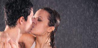 Milovanie v búrke