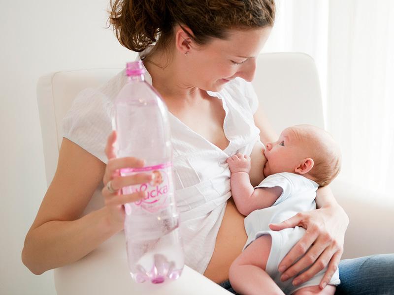 počas dojčenia