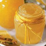 Ananásovo-citrónová marmeláda