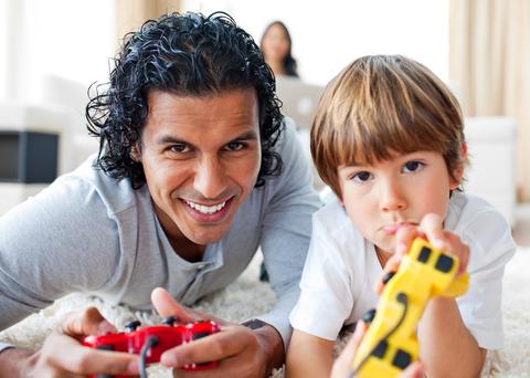 Zahrajme sa s deťmi