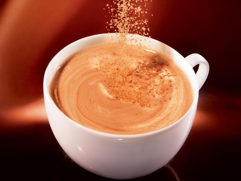 aromatická káva