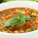 Toskánska fazuľová polievka