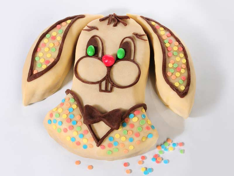 Marcipánový zajac