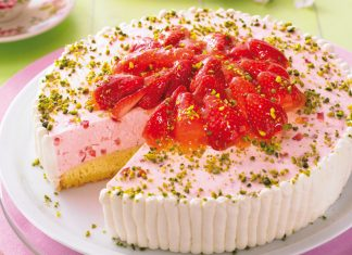 Jahodova torta