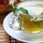 Liečivý zelený čaj
