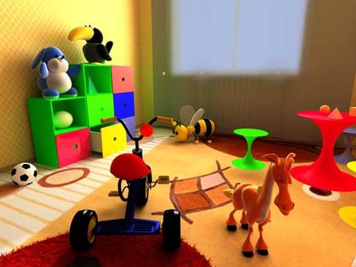 Poriadok v detskej izbe