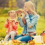 Na piknik s deťmi