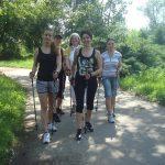 Nordic Walking upevní zdravie