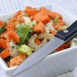 Desiatová zeleninová polievka