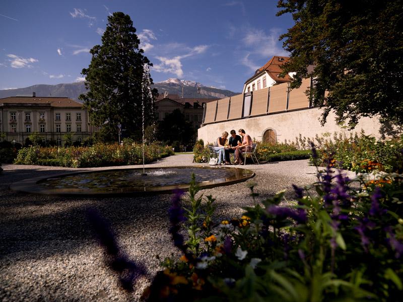 Chur, Fontana Park Chur © Chur Tourismus/Andrea Badrutt