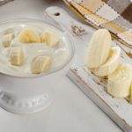 Magické raňajky – jogurt s banánom