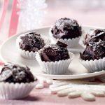 Chrumkavé čokoládové pralinky