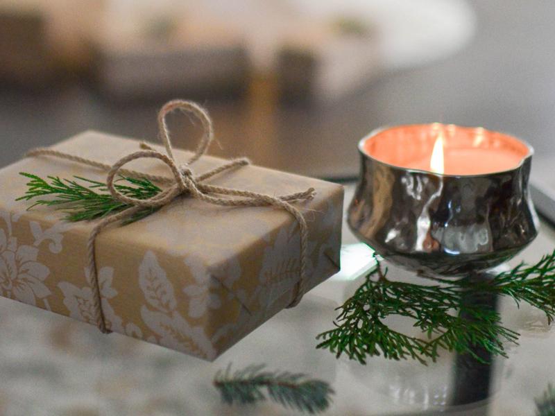 vianočných darčekov