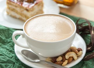 Írske cappuccino