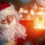Svätý Mikuláš, Dedo Mráz alebo Vianočný muž