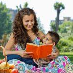 Gramotnosť detí sa formuje už krátko po narodení!