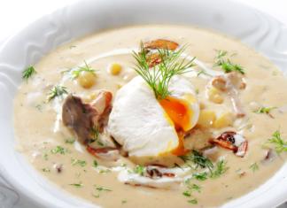 Bačovská polievka