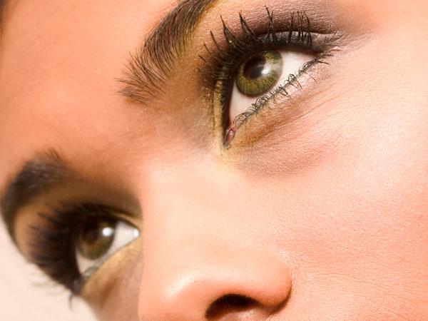 oči s linkou