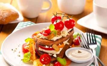 Paradajkový tanier