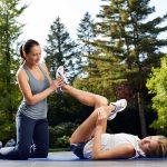 cvičebný program