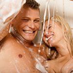 Vášnivé kúpanie