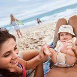Letná dovolenka s dieťaťom