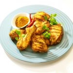 Ázijské voňavé kurča