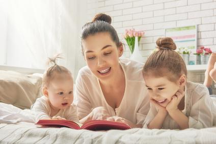 Čítajte deťom